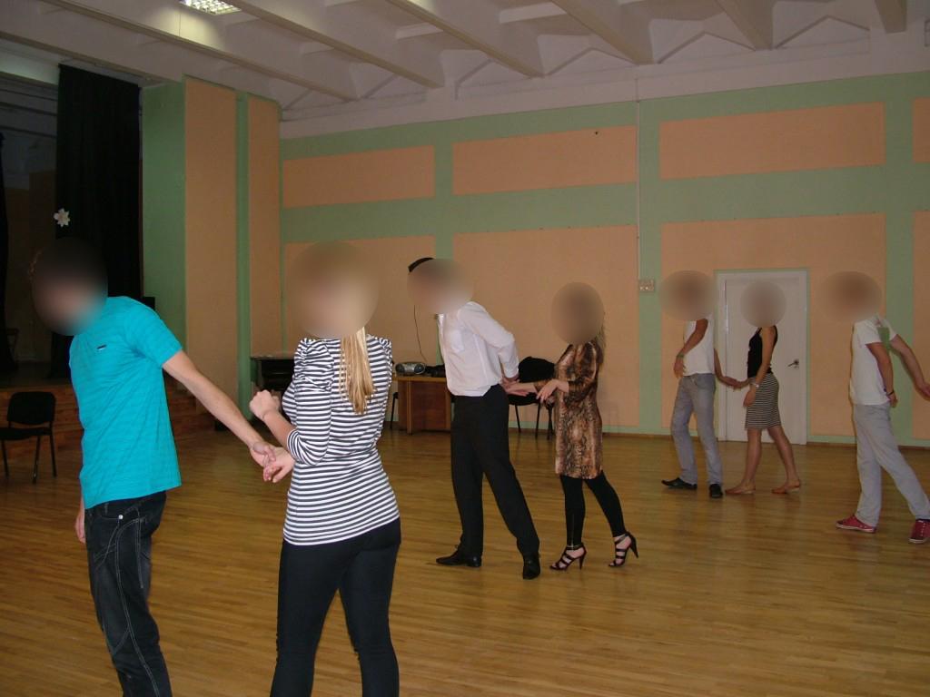 Šokių pamokos Vilnius | SalsosRitmu.lt