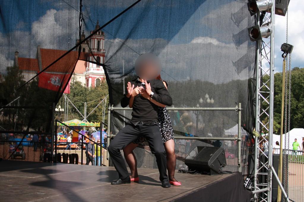 Klubinės šokių pamokos Vilniuje