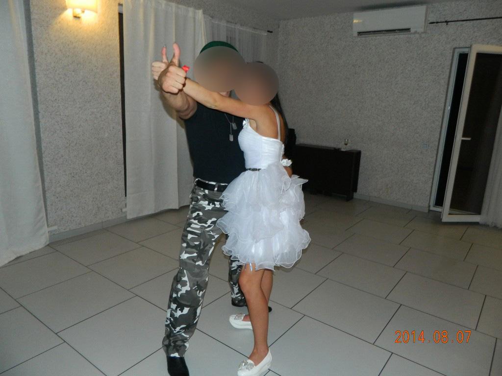 Striptizas mergvakariui Kaune 2