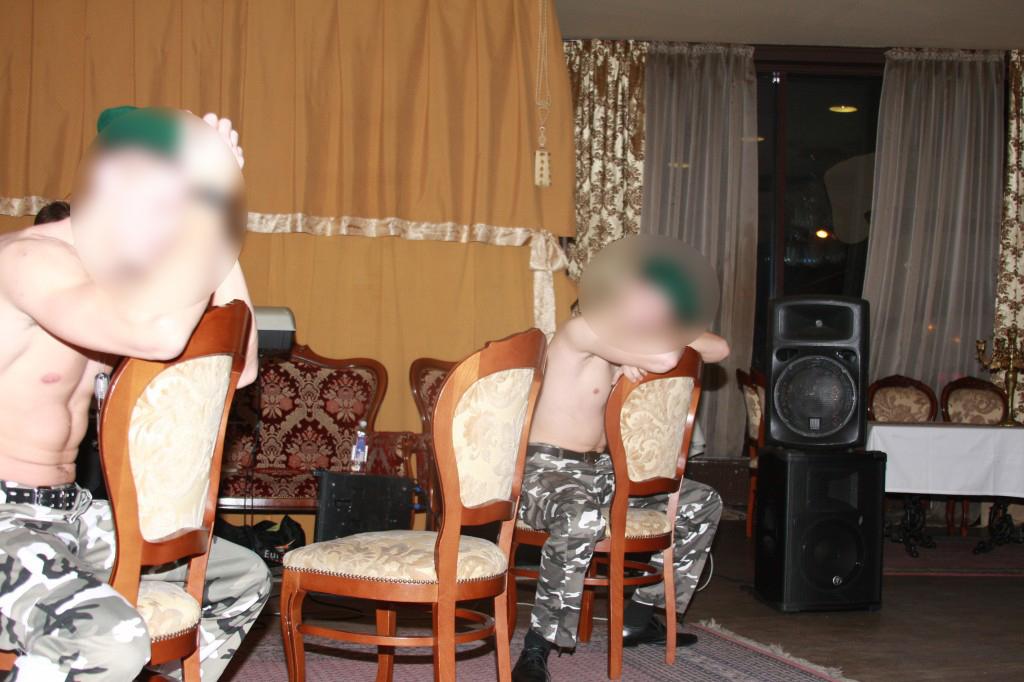 Aistiringas šokis jūsų KArčemoje