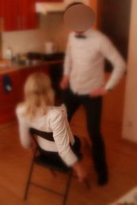 Vyrų striptizas Vilniuje